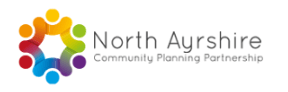 Shaping North Ayrshire, Youth PB – Your Money, You Decide