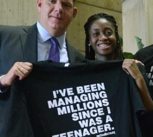 Youth Lead the Change (YLC): Participatory Budgeting Boston