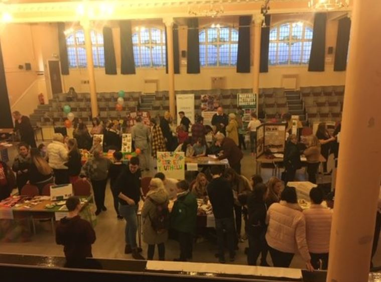 Maryhill and Ruchill Community Choices – Young People taking the lead