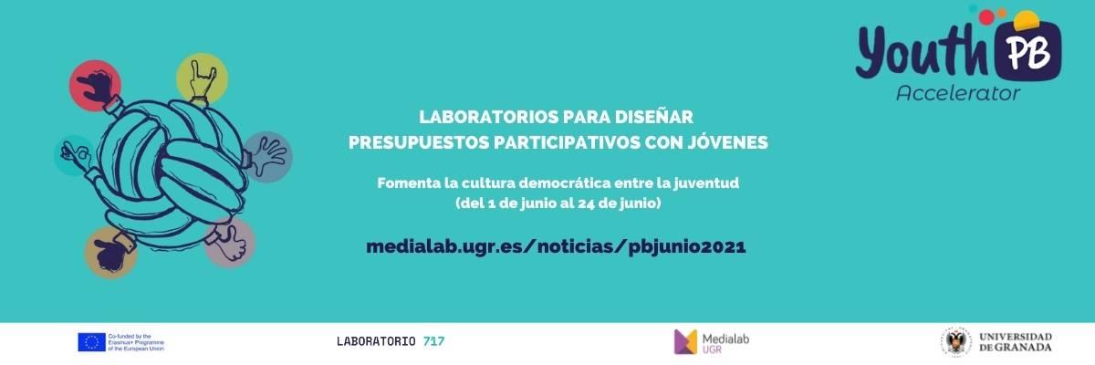 Desarrollo de la primera sesión de los laboratorios para diseñar presupuestos participativos con jóvenes