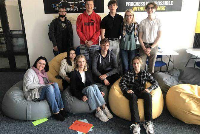 School participatory budget in Bialystok