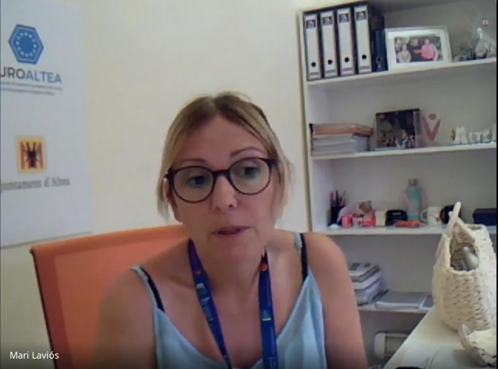 Entrevista a Mari Laviós del Ayuntamiento de Altea sobre presupuestos participativos
