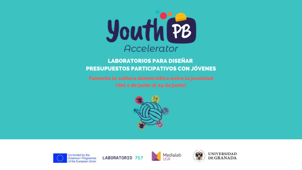Tercera sesión del Proyecto Youth PB sobre presupuestos presupuestos participativos con jóvenes