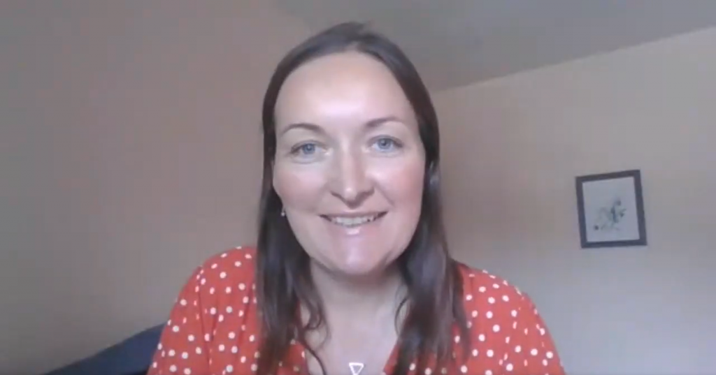 Interview with Louise O'Kane, Planning and Engagement Officer at Community Places in Belfast