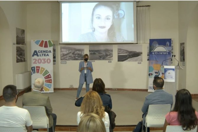 Presentation of the new edition of the Participatory Budgets 2021 of the Altea City Council