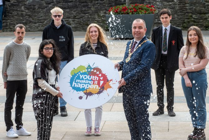 Youth participatory budgeting in Derry, Northern Ireland